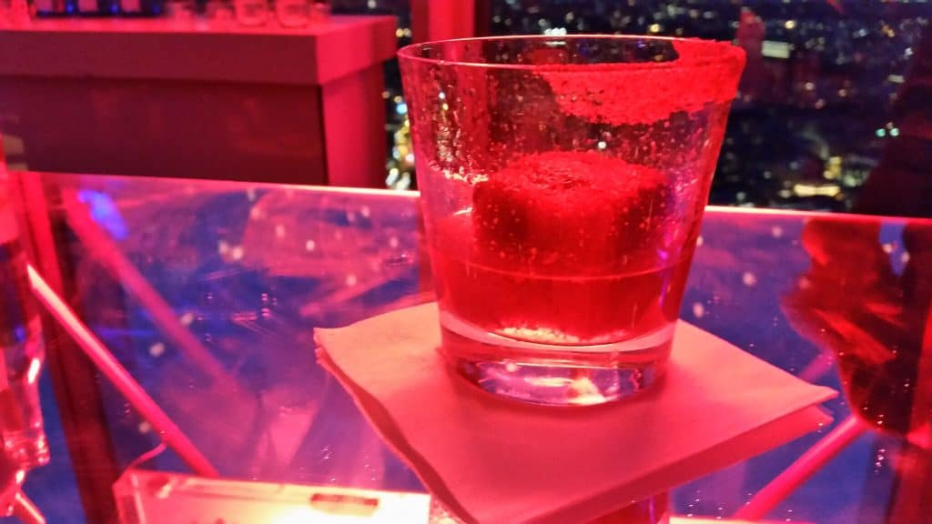 mixologyevents-Sushi Samba-Bloody Mary cubes-cocktail-bar hire-london-01