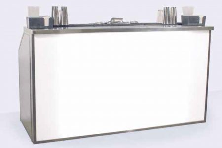Mobile cocktail bar - light bar