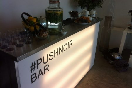 Mobile Cocktail Bar for Push PR 01