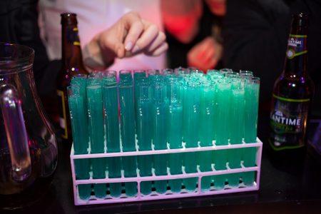 cocktail bar hire molecular mixology