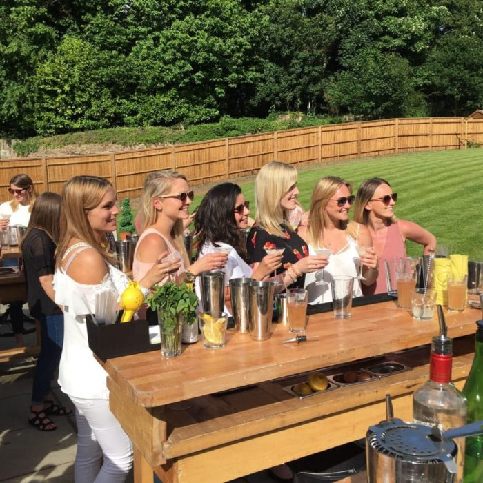 Cocktail Making Classes in the Sunshine