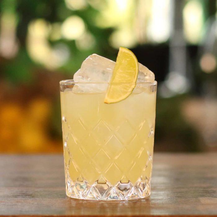 Sage & Pineapple Margarita