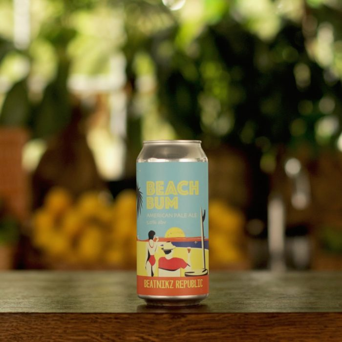 Beach Bum – American Pale Ale