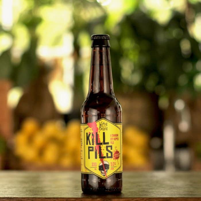 Kill Pils – Hop Pilsner