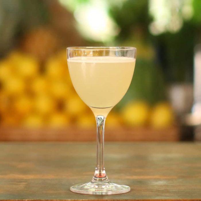Apple & Vanilla Martini