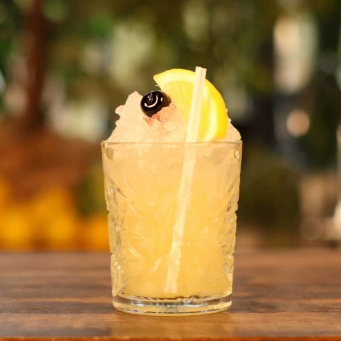 Eastern Whisky Sour