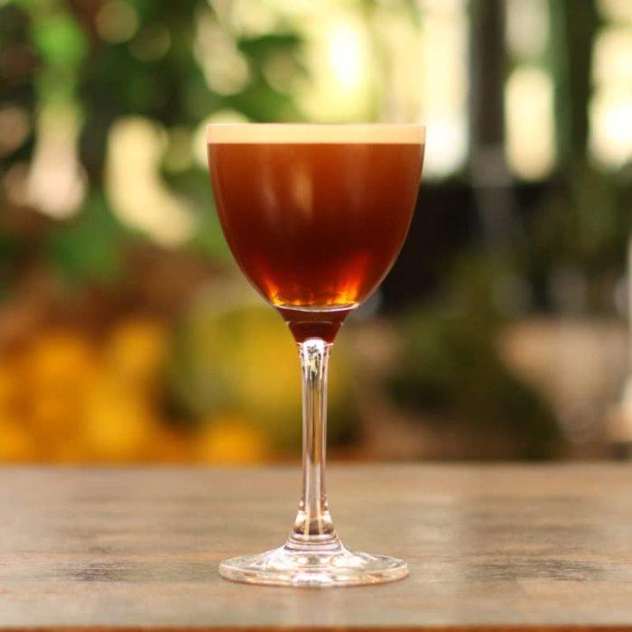 Nespresso Martini