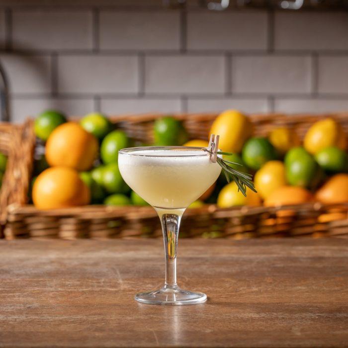 Rose & Pine Martini