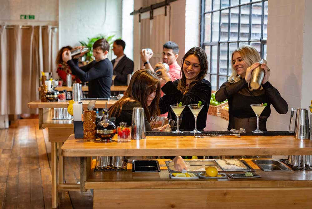 cocktail making class video thumbnail
